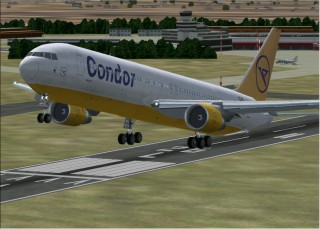 Boeing 767 Condor (Project Open Sky)